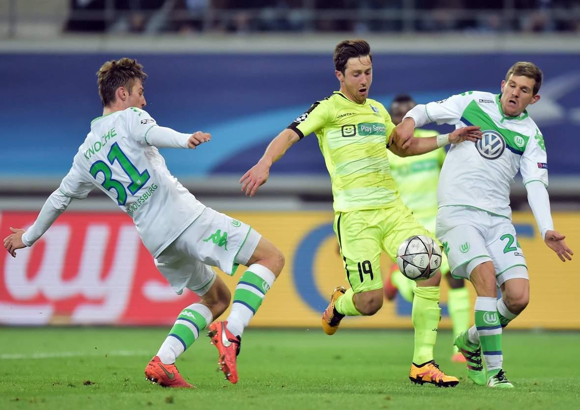 Setzt sich Jung wieder durch? Unser Tipp: Wolfsburg gewinnt gegen KAA Gent