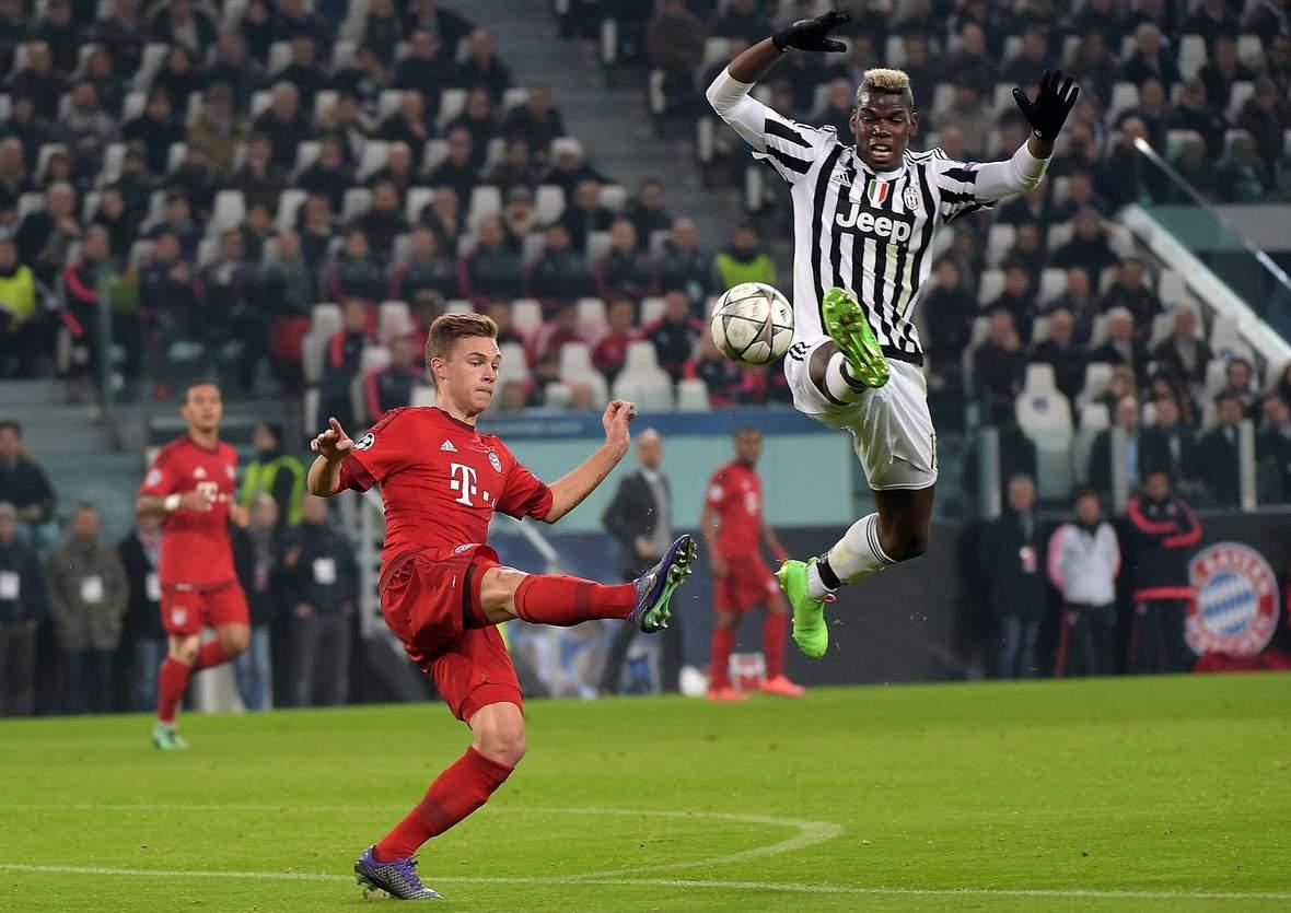 Setzt sich Kimmich gegen Pogba durch? Unser Tipp: Bayern gewinnt gegen Juventus Turin
