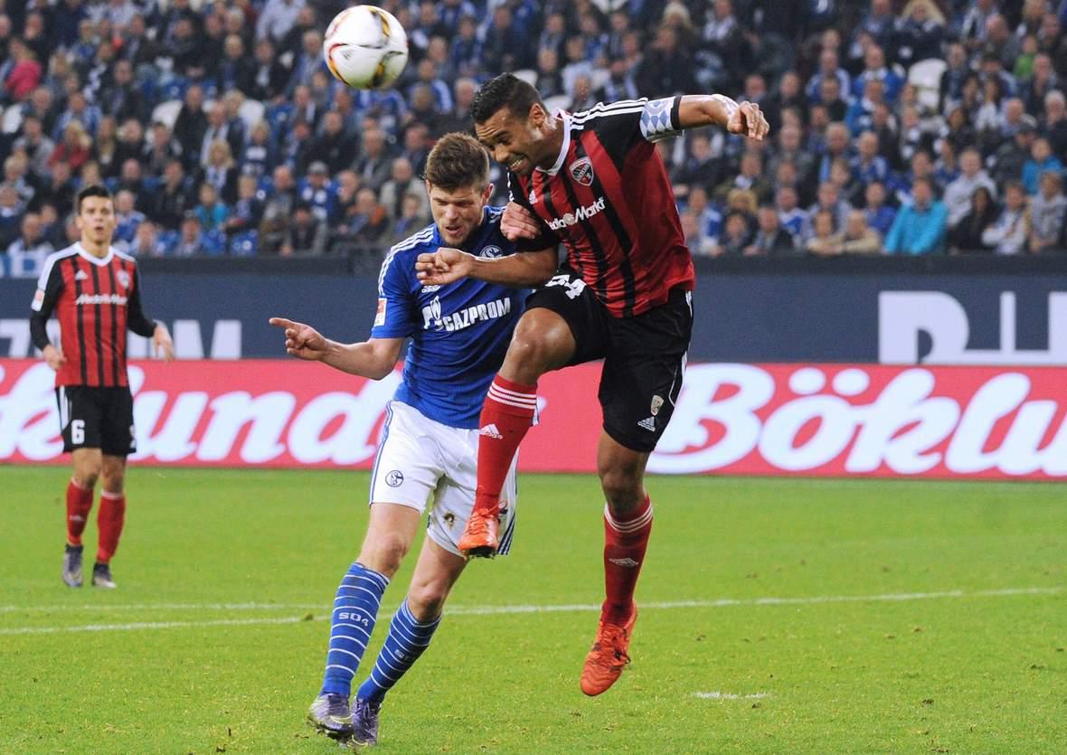 Setzt sich Matip wieder gegen Huntelaar durch? Unser Tipp: Schalke gewinnt nicht gegen Ingolstadt