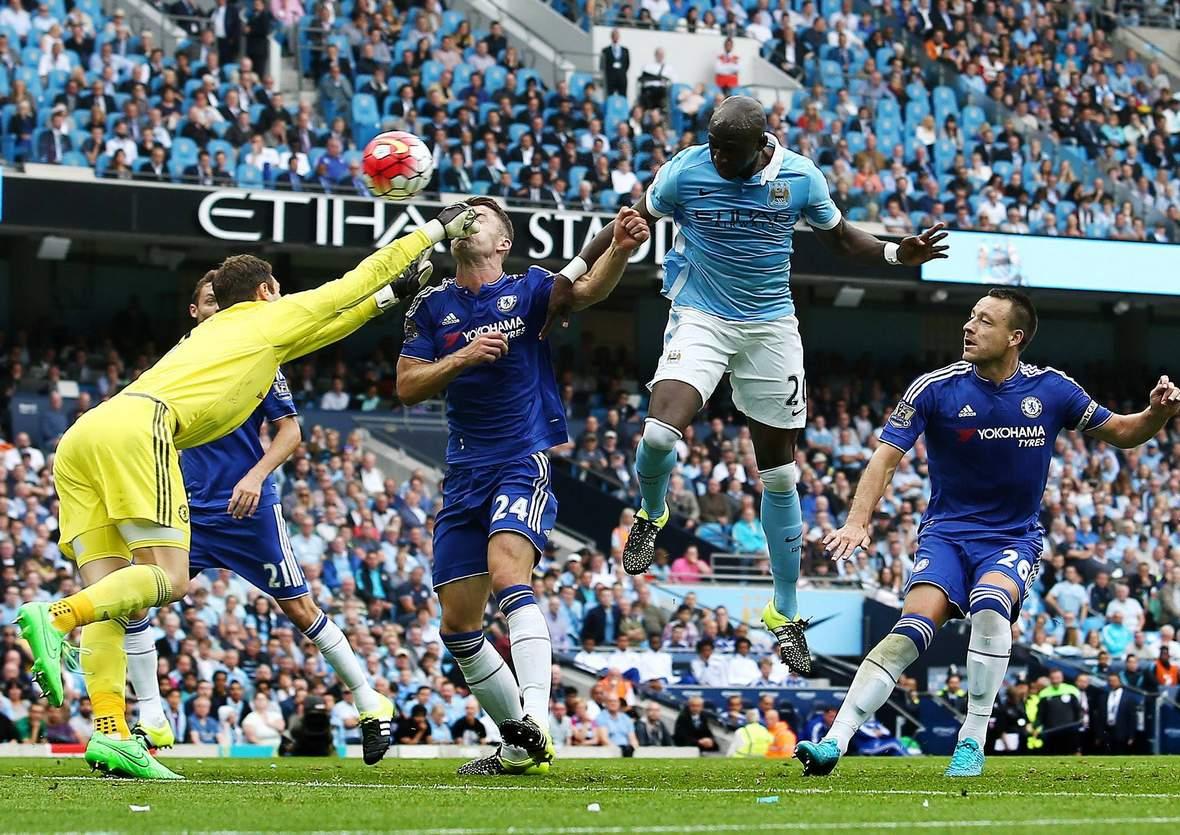 Trifft Mangala wieder per Kopf? Unser Tipp: Man City gewinnt gegen Newcastle