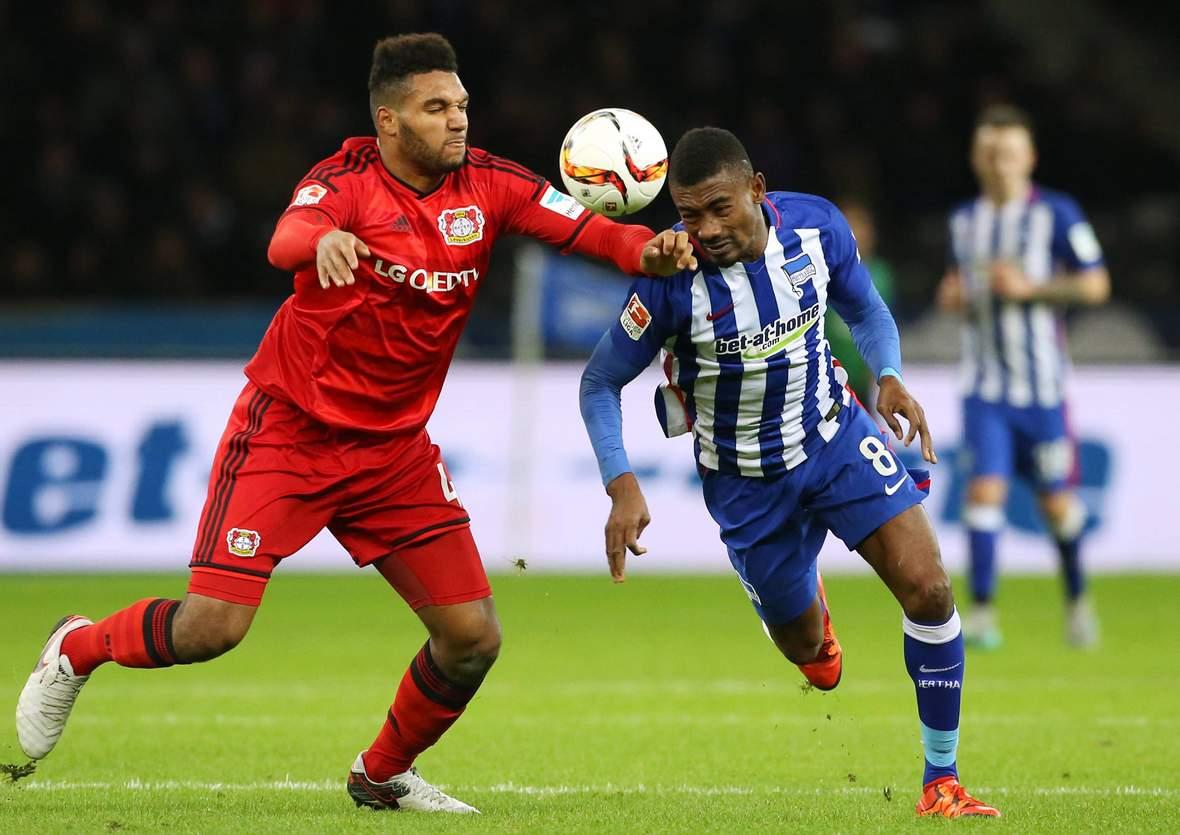 Setzt sich Tah gegen Kalou durch? Jetzt auf Leverkusen gegen Hertha wetten
