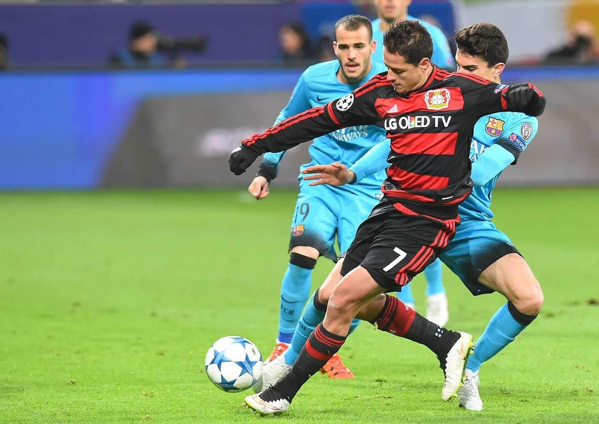 Trifft Chicharito wieder? Unser Tipp: Leverkusen gewinnt gegen ZSKA Moskau