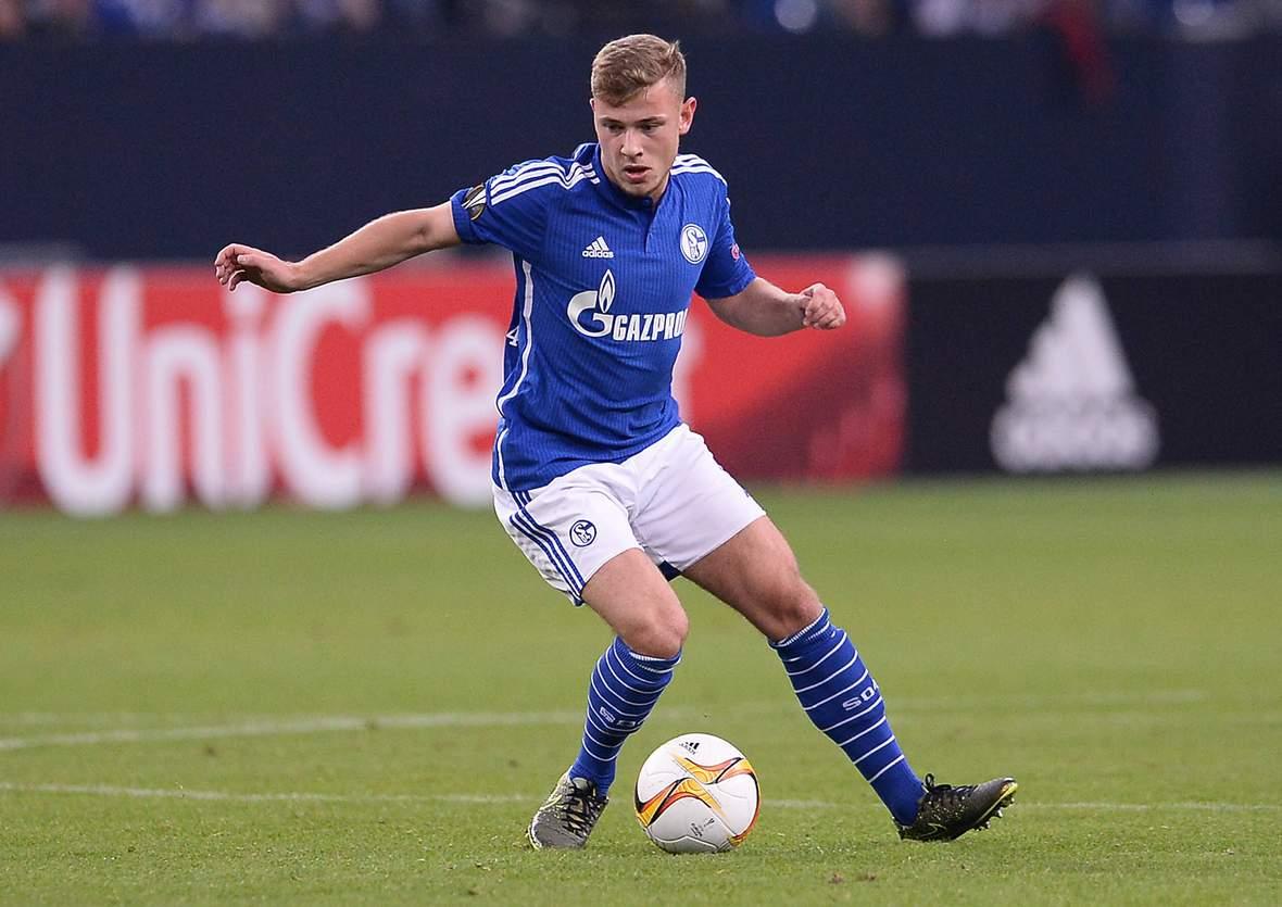 Max Meyer von Schalke 04