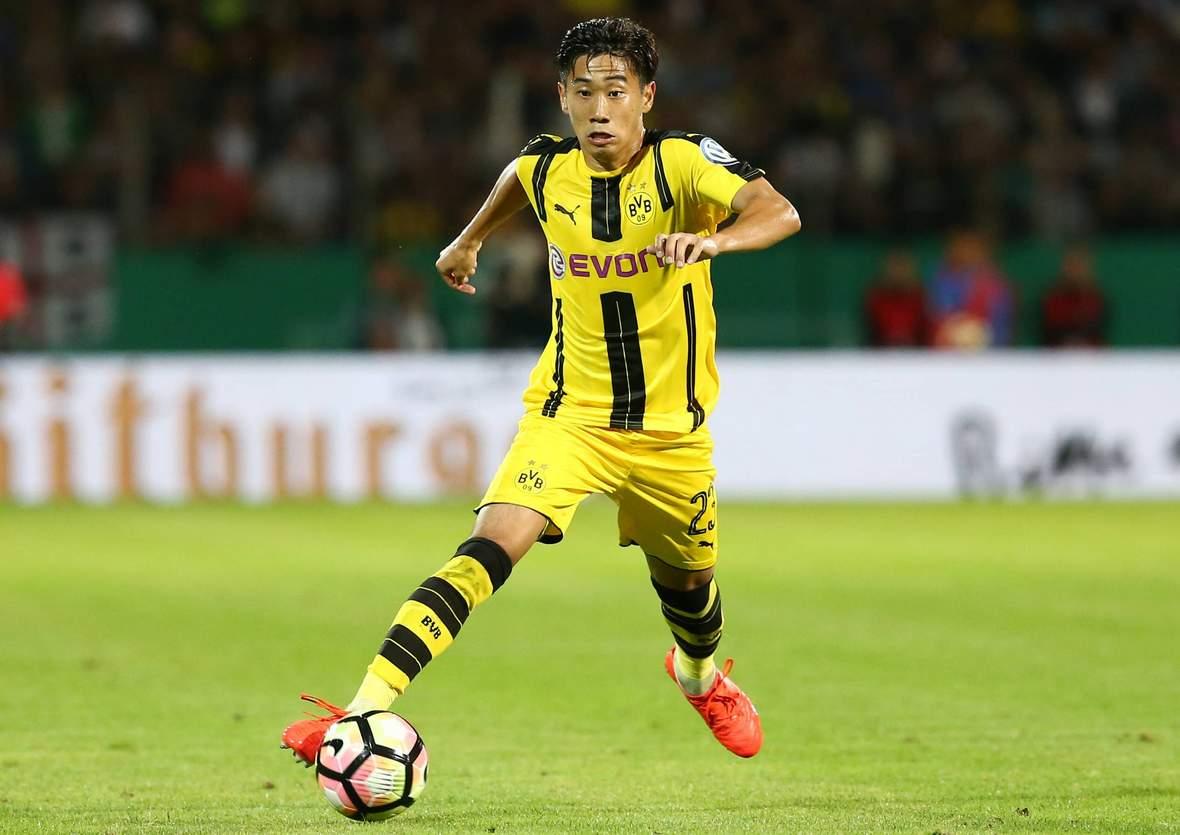 Setzt sich Kagawa wieder durch? Jetzt auf BVB gegen Real Madrid wetten
