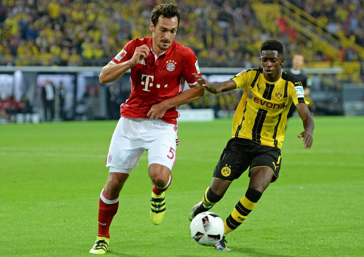 Setzt sich Hummels gegen Dembele durch? Unser Tipp: FC Bayern gewinnt gegen BVB