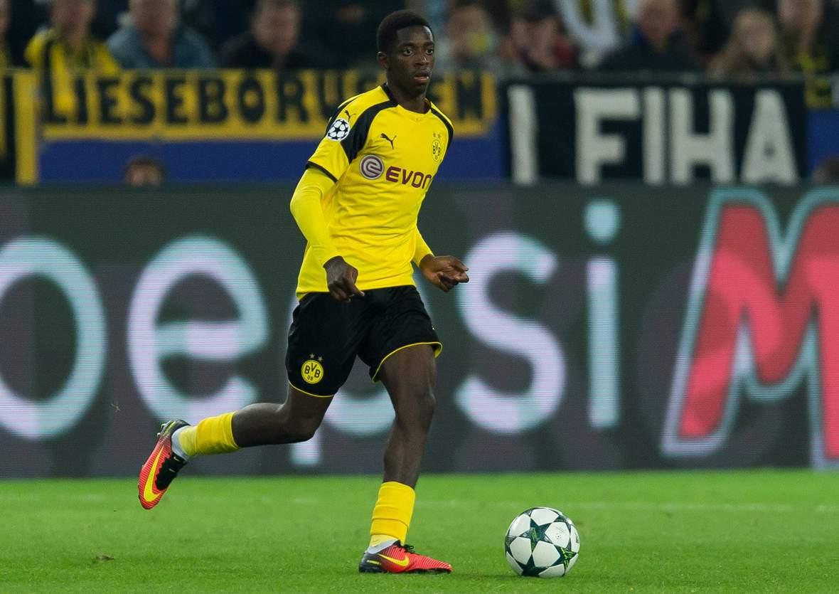 Trifft Dembele wieder? Jetzt auf BVB Dortmund gegen Monaco wetten